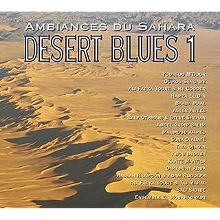 Desert Blues - Ambiance d.Sahara