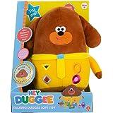 Hey Duggee - Muñeco de Peluche Que Habla (marrón)