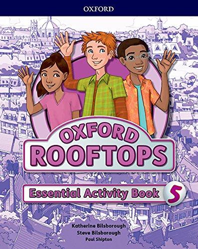 Rooftops 5. Essential Practice - 9780194529921