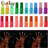Best Nail Polish Neon Colors - Generic 18 : 20 colors series of Fluorescent Review