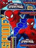 Anker - Ankspppk - Kit De Loisirs Créatifs - Pack De Jeux - Spiderman