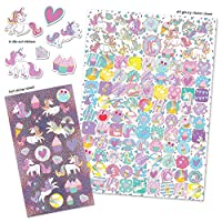 Paper Projects 01.70.22.010 Unicorns Mega Sticker Pack