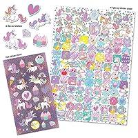 Paper Projects 01.70.22.010 Unicorns Mega Sticker Pack