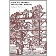 Prophets of the Fourth Estate: Broadsides by Press Critics of the Progressive Era