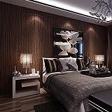Hohe Qualität, moderne und minimalistische Pure Pigment Farbe stroh Beflockung Vliestapeten Schlafzimmer Wohnzimmer restaurant Wände, rote braune Tapete