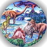 FONDANT Tortenaufleger Tortendeko Geburtstag Dinosaurier T16