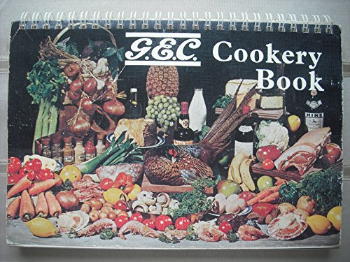 G.E.C. Cookery Book (For Use with Electric Cookers Including Auto-timer Controls)