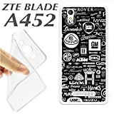 K237Tpu Gel Soft Hard Case Cover ZTE Blade A452Brands of Cars Autos Spare Parts