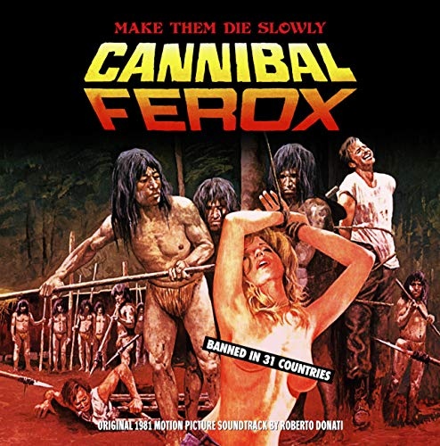 Cannibal Ferox (Original 1981 Motion Soul)