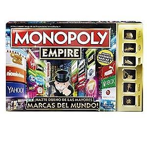 Hasbro Gaming - Juego de mesa Monopoly Empire (B5095105) (versión española)