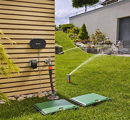 GARDENA smart Irrigation Control: Bewässerungssteuerung für bis zu 6 Ventile (24 V), individuell programmierbare Bewässerungsdauer pro Ventil, steuerbar über Smartphone (19032-20) - 6