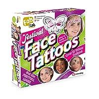 FabLab Festival Face Tattoos