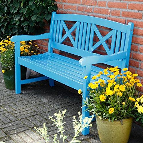 Gärtner Pötschke Gartenbank Blue Ocean