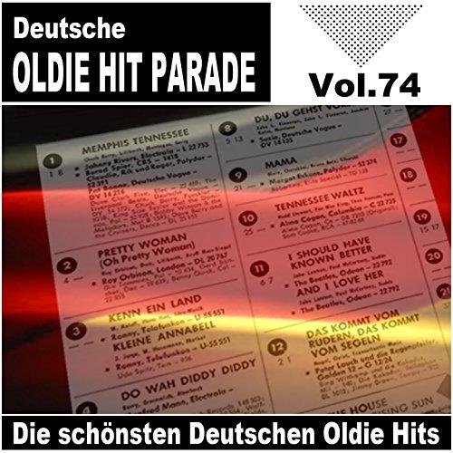 Deutsche Oldie Hit Parade - Di...