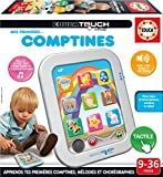 Educa - 16049 - Jeu Educatif - Educa Touch Baby - Mes Premières Comptines