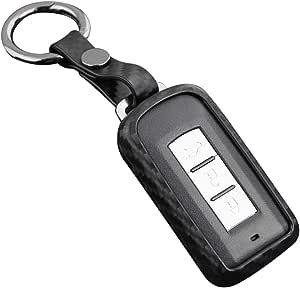 Silikon Autoschlüssel Case Abdeckung Für Mitsubishi Outlander Lancer 10 Pajero Sport Ex Asx Colt Grandis L200 Smart 2 3b Carbon Küche Haushalt