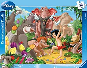 Ravensburger 06398 - Puzzle del Libro della giungla