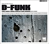 D-Funk - Funk, Disco & Boogie Grooves From Germany 1972-2002
