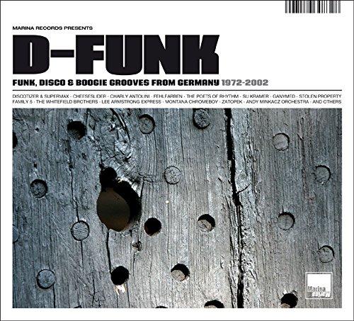 D-FUNK - Funk, Disco & Boogie Grooves From Germany gebraucht kaufen  Wird an jeden Ort in Deutschland