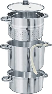 Torrex® 30280 steam juicer Stainless Steel Ø26 cm 15L