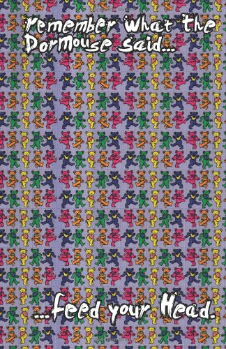 Feed Your Head: Acid Blotter Journal