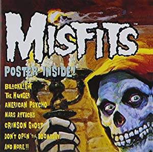 Freedb ROCK / C4096711 - Crimson Ghost  Musiche e video  di  Misfits