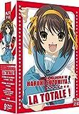 La Mélancolie de Haruhi Suzumiya - La totale ! - Saison 1 + Saison 2 + Film + Mini-épisodes