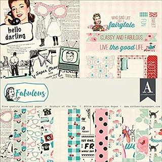 Authentique Paper Collection Kit, Multi-Colour, 0.02 x 30.48 x 31.75 cm
