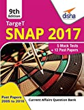 #10: Target SNAP 2017 (Past Papers 2005 - 2016) + 5 Mock Tests