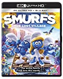 Smurfs: The Lost Village (2 Disc 4K Blu-ray & Blu-ray) [2017] [Region Free]