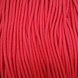 Wild Elk American 550 4 mm Parachute Cord - Blood Red, 100 ft