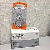 Rayovac Acoustic Special Typ 13 Hörgerätebatterie...