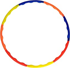 Foricx Huppa Hulla Ring/Hula Hoop Exercise Ring/Exercise Ring Collapsible Kids Huppa/Hula Ring Exercise Ring for Aerobics,Gymnastic & Weight Loss
