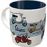 Nostalgic-Art 43052 - Vespa - Model Chart, Mug
