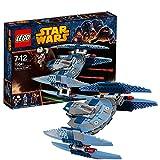 Lego Star Wars Vulture Droid, Multi Colo...