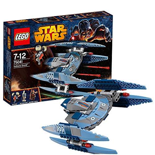 LEGO STAR WARS - VULTURE DROID  JUEGO DE CONSTRUCCION (75041)