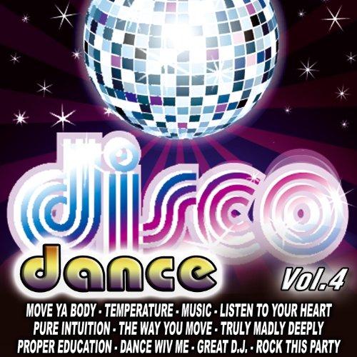 Disco Dance Vol.4 [Explicit]