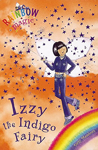 Izzy the Indigo Fairy