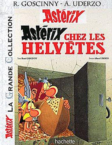 Astérix La Grande Collection -  Astérix chez les helvètes  - n°16 par René Goscinny