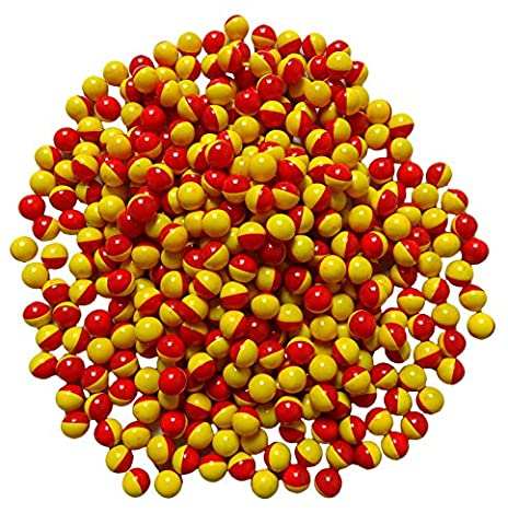Orange Fill Recreational Paintball Airsoft Pellet 1000 Count 68 Caliber Wholesale