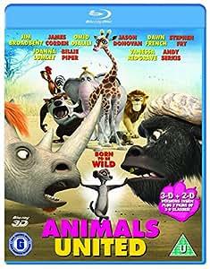 Animals United (Blu-ray 3D)
