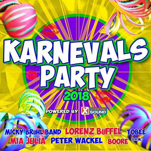 Karnevalsparty 2018 powered by...