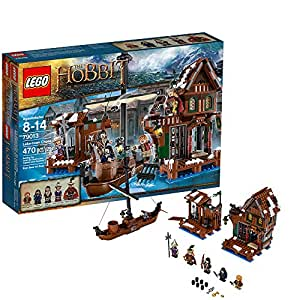 LEGO Lord of the Ring and Hobbit 79013 - Lake-Town Chase