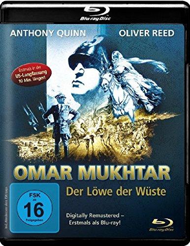 Omar Mukhtar - Der Löwe der Wüste [Blu-ray]