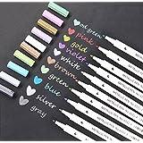 Bolígrafos de tinta gel brillante, color Pack of 10