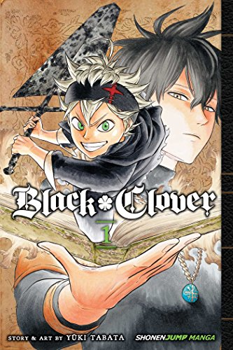 Black Clover Volume 1