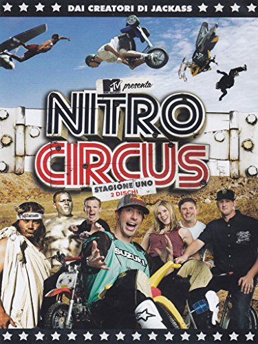 Nitro Circus Stagione 01 [2 DVDs] [IT Import] (Ronnie Coleman-dvd)