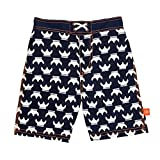 Lässig 1431009411 Baby Board Shorts Badeshorts, Viking, 18 Monate, mehrfarbig