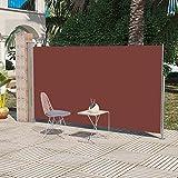 Sonnensegel für Garten oder Terrasse 160x 300cm braun