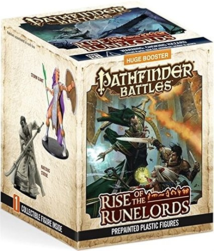 Pathfinder Battle - Rise of the Runelords Huge Booster Pathfinder-miniaturen